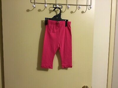 Girls Pink Leggings Size 2