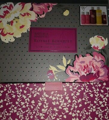 Baylis & Harding Royale Bouquet Limited Edition 5 Piece Gift Set