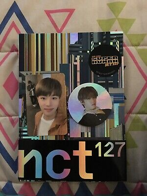 nct 127 we are superhuman album with pcs