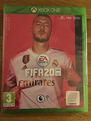 FIFA 20 (xbox one game) BRAND NEW AND SEALED