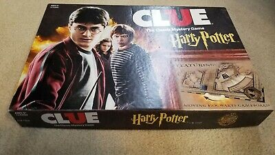 Harry Potter Clue Board Game Adults Kids Party Home Card Board GameFS US