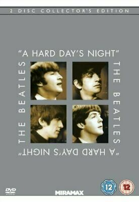The Beatles - A Hard Day's Night [1964] [DVD] - DVD SEALED