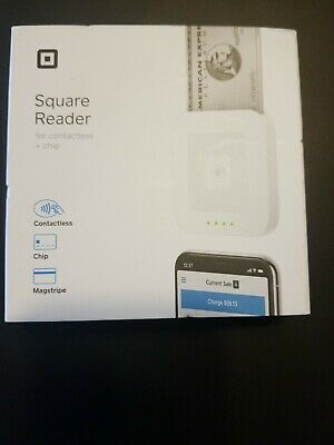 Square : New Square Reader Contactless Chip Magstripe Accept Payments Everywhere