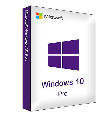 WINDOWS 10 PROFESSIONAL (PRO) 32/64 Instant Multilanguage Original License Key