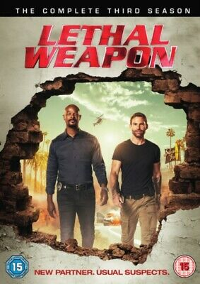 Lethal Weapon The Complete Third Season