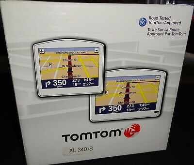 Tom Tom XL340s GPS Portable Navigator