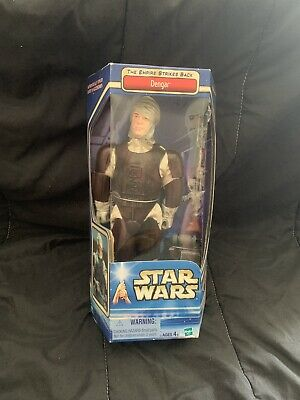 Star Wars The Empire Strikes Back 12 Inch Dengar Bounty Hunter Action Figure NIB