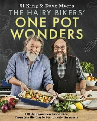 The Hairy Bikers' One Pot Wonders Over 100 delicious new favour... 9781409171935