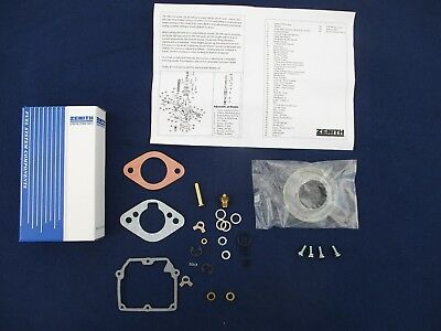 Triumph  Herald 1360 Stromberg Cd150 Carb Service Kit Carburettor