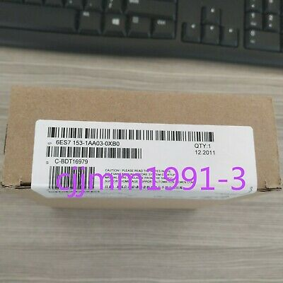 1PC Siemens 6ES7 153-1AA03-0XB0 PLC New in Box