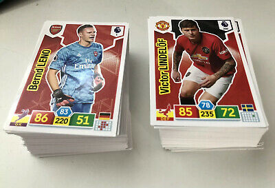 Panini Adrenalyn Premier League 19/20  - Choose any 10 Base Cards for 99p