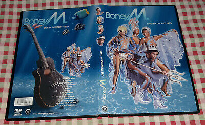 Boney M. - The Concert '79 DVD SPECIAL FAN EDITION