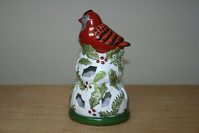 Festive Decolight Red Robin Villeroy & Boch