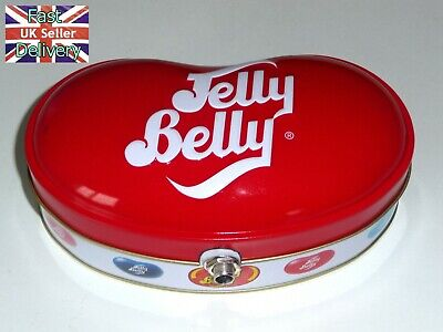 'Old Tin Stomp Box'. Hand Made Stomp Box. From An Old Jelly Belly Tin.