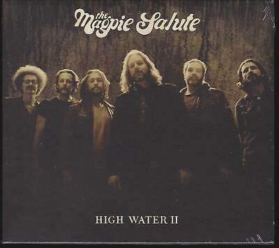 The Magpie Salute: High Water Ii Cd New Ovp Black Crowes