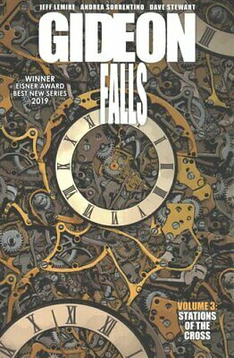 Gideon Falls Volume 3: Stations of the Cross by Jeff Lemire 9781534313446