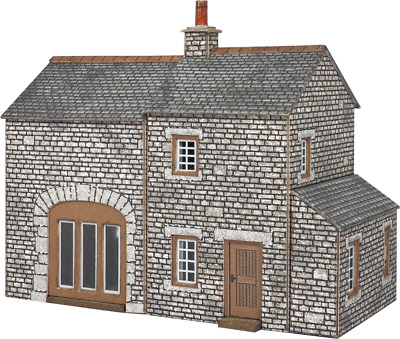 METCALFE PN155 1:148 N SCALE Workers Cottages