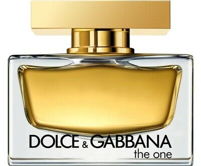 THE ONE DOLCE & GABBANA Perfume Women 2.5 - 1 oz Eau de Parfum Spray NEW IN BOX