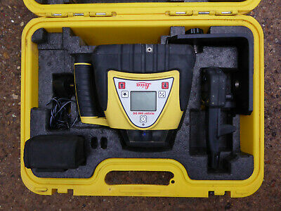 Leica Rugby 280dg Dual Grade Rotating Laser Level