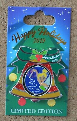 2019 Happy Holidays - Disney Resort Collection -Contemporary Resort -Tinker Bell