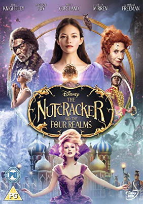 Nutcracker & The Four Realms The DVD NEW