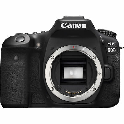 Canon EOS 90D DSLR Camera (Body Only) 3616C002