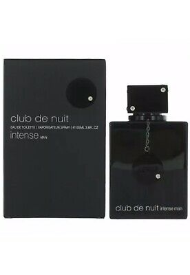Club de Nuit Intense by Armaf 3.6 oz EDT Cologne for Men New In Box