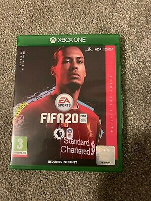 FIFA 20 Champions Edition (Xbox One) Used - QUICK DISPATCH