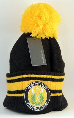 Fort William Football Club official merchandise -  Bobble Hat