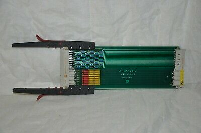 Leybold Printed Circuit Board Test Extension Board A-MAH 24+7 4.275-3124/B