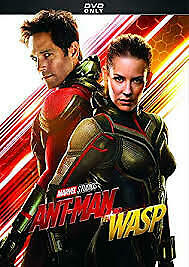 Ant-Man and The Wasp (DVD, 2018) DISC ONLY