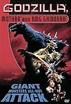 Godzilla, Mothra, and King Ghidorah: Giant Monsters All Out Attack (DVD, 2004) D
