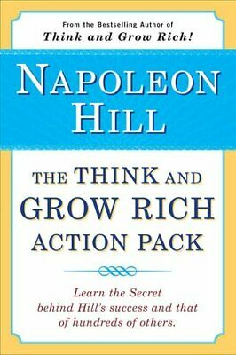 Think and Grow Rich Action Pack by Napoleon Hill 9780452266605 | Brand New