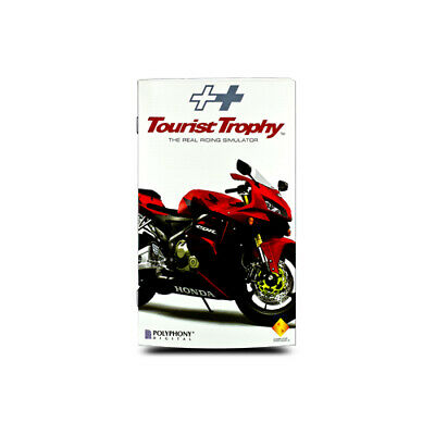 Instructions for PS2 Game Tourist Trophy: the Real Riding Simulator