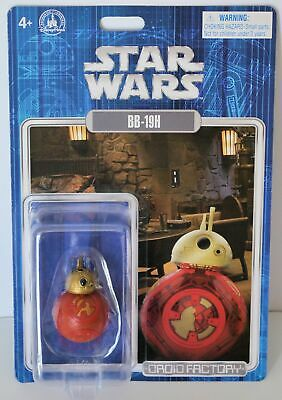 Disney Parks Star Wars BB-19H Christmas Holiday Droid Factory New with Box