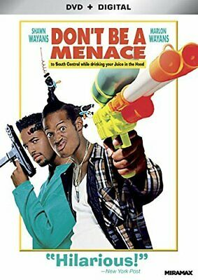 Don't Be A Menace To South Central While Drinking New Dvd