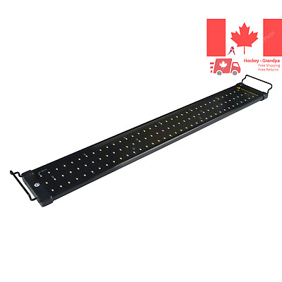 ClassicLED Aquarium Light Fish Tank Light with Extendable Brackets White and ...