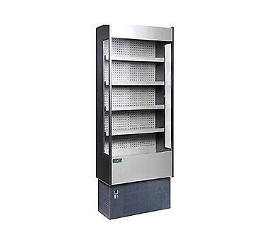 MVP Group KGH-OF-30-S Open Refrigerated Display Merchandiser