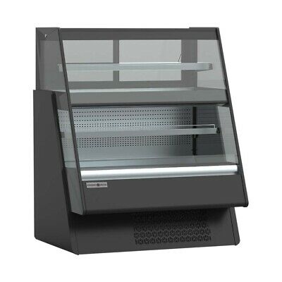 MVP Group KGL-OU-36-S Open Refrigerated Display Merchandiser