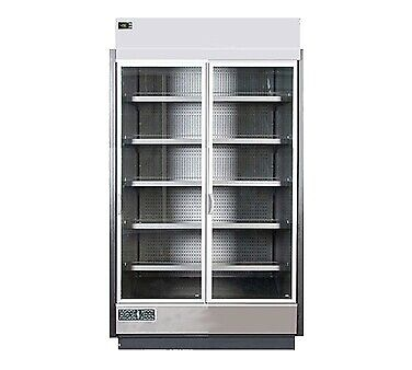 MVP Group KGV-MR-2-S Merchandiser Refrigerator