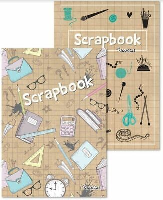 A4 Kids Scrapbook Ideal For Children To Enhance Their Sketching & Drawing Skills