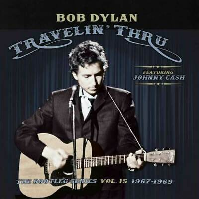"3CD BOB DYLAN ""TRAVELIN THRU -3CD-"". Nuovo sigillato"