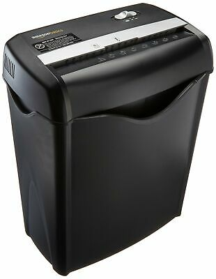 NEW Commercial Office Shredder Paper Destroy and Credit Card Home 6 Sheet