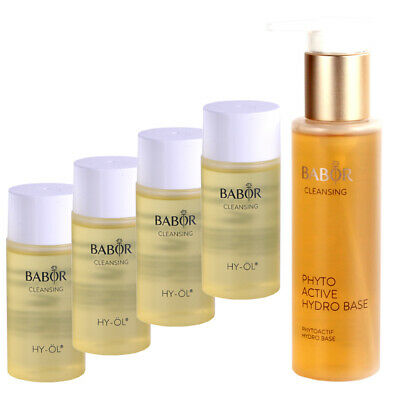 BABOR - CLEANSING - HY-ÖL & Phytoactive Hydro Base Vorteils-Set 200 + 100ml