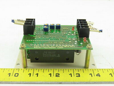 Nachi EBA-PD1-N-D2-6926D Electro-Hydraulic Proportional Valve Drive Amplifier