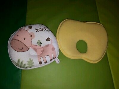 Baby pillows to help with  flat head