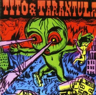 Tito &  Tarantula - Hungry Sally & Other Killer Lullabies New Cd