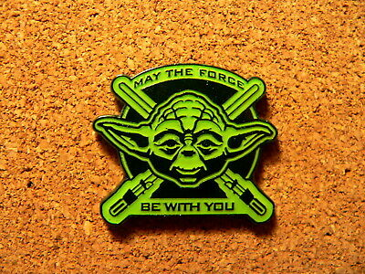 Star Wars Disney Pin - Yoda - May The Force Be With You