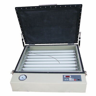 Brand New Tabletop Precise Vacuum UV Exposure Unit Screen Printing Machine