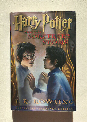 Harry Potter and the Sorceror's Stone **1st/1st Special Anniversary Edition**